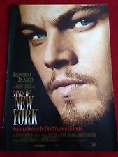 Gangs of New York Kinoplakat Poster A1 Leonardo DiCaprio, Cameron Diaz Day-Lewis