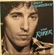 BRUCE SPRINGSTEEN 'The River' - CBS 88510 - 2 x Vinyl LP - 1980 UK 1st Pressing
