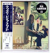 Pink Floyd ,  Ummagumma  [ Cardboard Sleeve_mini LP_Ltd_Jpn ]