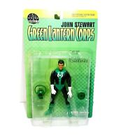 DC Direct John Stewart Green Lantern Corps Poseable Action Figure Comics Hero