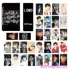 30pics set SUPERJUNIOR SUPER JUNIOR SJ  LOMOCARDS Kpop goods New