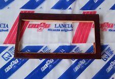 Mostrina Cornice Portaoggetti in Radica Originale Lancia Dedra 82453862 - 1RJ