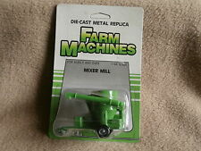 1/64 Deutz-Allis Green Mixer Mill-MOC-1986