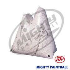 Mighty Paintball Air Bunker (Inflatable Bunker) - Rock