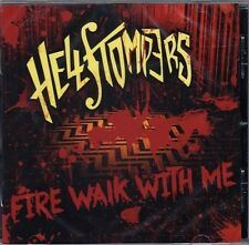 HELLSTOMPERS - FIRE WALK WITH ME  CD NEU