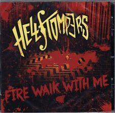HELLSTOMPERS - FIRE WALK WITH ME  CD NEU