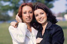 Baccara 10 X 15 CM Photo Sans Autographe (Star-12