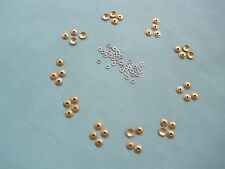 40 Brass Dome Washers/collars/pins to repair & restore of straight razors Wade