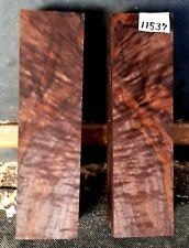 Figured Claro Walnut Turning Lathe Wood 11537 Turning Blank 10-x 2.75x 2.75