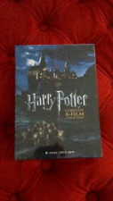 Harry Potter Complete 8-Film DVD Collection Brand New Factory Sealed