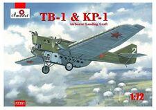 A Model 1/72 TB-1 & KP-1 Airborne Landing Craft