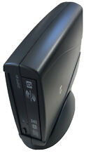 HP dvd 840 External DVD CD RW Writer with LightScribe Good Condition