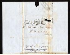 GBAB 34 GB QV 1879 letter to Norway Frederikshald Halden revenue stamp