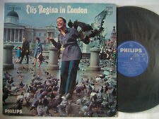 ELIS REGINA IN LONDON / GATEFOLD COVER JPN ONLY