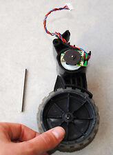 Roue avant droite + moteur pour aspirateur NEATO signature XV : fonctionne