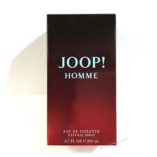 JOOP HOMME 200ml EDT Spray Men's Perfume (100% Genuine)