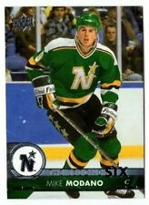 2017-18 UPPER DECK THE SECOND SIX MIKE MODANO #S6-8