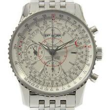 Authentic BREITLING A21330 A213G18NP Montbrillant Datora Automatic  #226-600-...