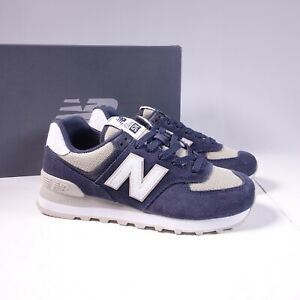 Size 5 Men's / Women's 6.5 2E WIDE New Balance 574 Sneakers ML574ESQ Outerspace