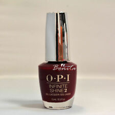 Opi Infinite Shine Isl W52 Got the Blues for Red 0.5 oz