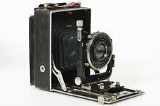 6x9 Folding Plate Camera w/ Gorlitz Meyer Veraplan 105mm lens