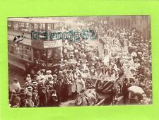 Nottingham Tram Bulwell Carnival Parade Procesion unused RP pc  Ref C14