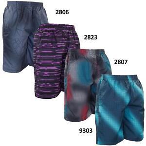 Mens Swim Summer Holiday Beach Swimming Shorts Water Repellent Board Swimwear