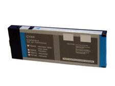 InkOwl 220ml CYAN Compatible Cartridge for EPSON Stylus Pro 4000 7600 9600