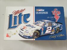 RUSTY WALLACE ACTION #2 1998 MILLER ELVIS PRESLEY TCB DIECAST 1:24 SCALE MIB NEW