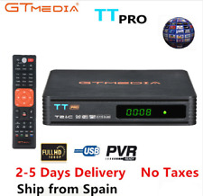 GTMEDIA TTPro DVB-T/T2/C Receptor TV Receiver USB Wifi Full HD 1080P