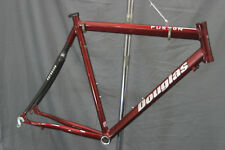 Douglas Fusion Triathlon Bike Frame 60cm Large Race Reynolds Made in USA Charity