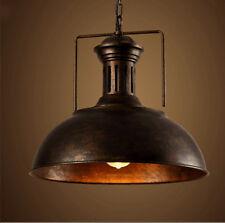 Edison Retro Vintage Deckenlampen Pendelleuchte Hängeleuchte Industrieleuchte