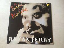 33 TOURS / LP--BRYAN FERRY (ROXY MUSIC)--BETE NOIRE--1987