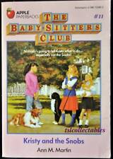 (TSL) The Baby Sitters Club #11, Kristy and the Snobs by Ann M. Martin