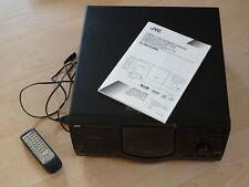 JVC 200 CD-Wechsler XL-MC 334 BK mit BA und FB