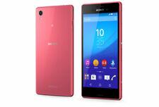 SONY XPERIA M4 Aqua E2303 - Android Smartphone - Coral Pink - Unlocked