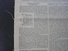 1899 Baugewerkszeitung 68 / Dresden Bahnhof