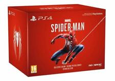 MARVEL SPIDER-MAN COLLECTOR'S EDITION PS4 GIOCO ITALIANO PLAY STATION 4 LIMITED
