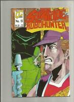 SAM SLADE ROBO HUNTER #15, NM, Quality Comics, 1986 1987  more Indies in store