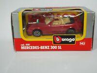 BURAGO cod.4181  MERCEDES-BENZ 300 SL #  (1:43 )