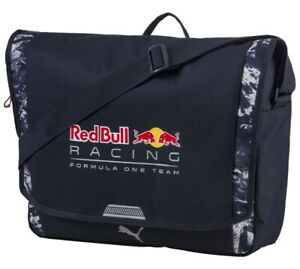 BAG Shoulder Messenger Red Bull Racing Formula One Team 1 F1 PUMA Navy NEW!