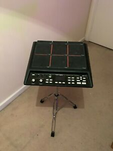 Roland SPD-SX Sampling Pad with stand