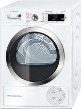 Asciugatrice Bosch 9 Kg classe A ++ Condensazione Pompa Calore WTW855R9