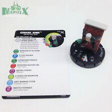 Heroclix Earth X set Ezekiel Sims #018 Uncommon figure w/card!