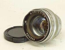 JUPITER-8m 1;2 F=50mm Russian Lens Kiev Contax Rangefinder #6424168