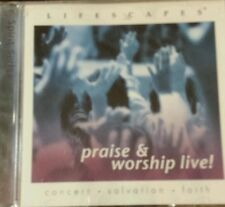 LIFESCAPES - Praise & Worship Live - Concert, salvation, faith Spirit Series CD