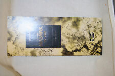 Montblanc Alexander The Great Booklet Owners Instruction Manual Book English