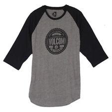 Camisetas de hombre grises Volcom