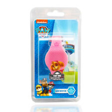 PAW PATROL LED FUN CHARACTER WATCH LIGHT UP KIDS OFFICIAL NICKELODEON (PINK)