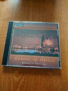 SUNGURA  rabbit  -  Echoes OF AFRICA Very Good Condition ( CD 1999)